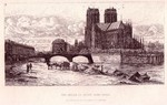 The Abside of Notre Dame Paris