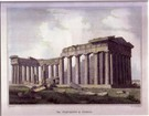 The Temple of Jupiter Olympius & The Parthenon at Athens- A Pair - Image 2