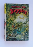 Orchids For Biggles - First Edition-SOLD - Image 1
