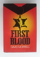 First Blood - First Edition  - Image 1