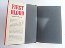 First Blood - First Edition  - Image 3