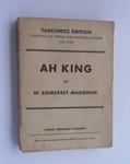 A H King - First Edition