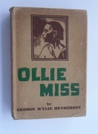 Ollie Miss - First Edition