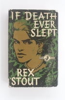 If Death Ever Slept - First Edition - Image 1