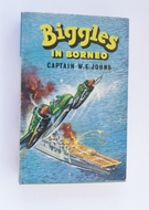 Biggles in Borneo - First Edition by Brockhampton -SOLD - Image 1
