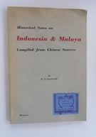 Historical Notes On Indonesia & Malaya  - Image 1