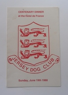 One Hundred Years of the Jersey Dog Club 1888-1988 - Image 4