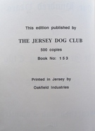 One Hundred Years of the Jersey Dog Club 1888-1988 - Image 5